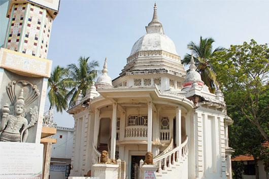 Йога-рут на Шри-Ланку
