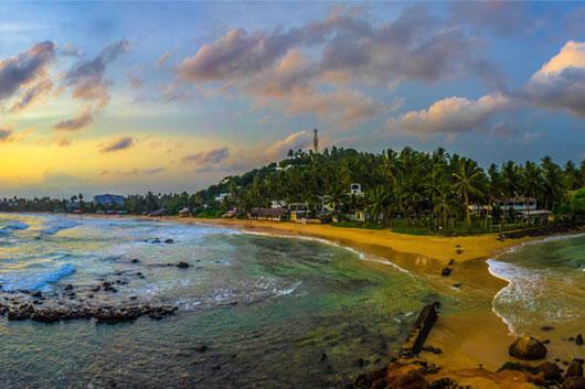 Мирисса. Шри-Ланка