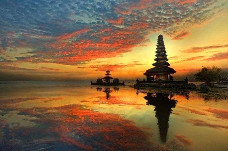 Йога-тур на Бали